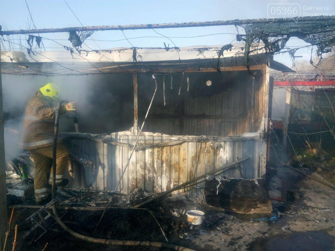 Жінка отримала опіки обличчя і рук : у Кременчуцькому районі сталася пожежа на дачі, фото-3