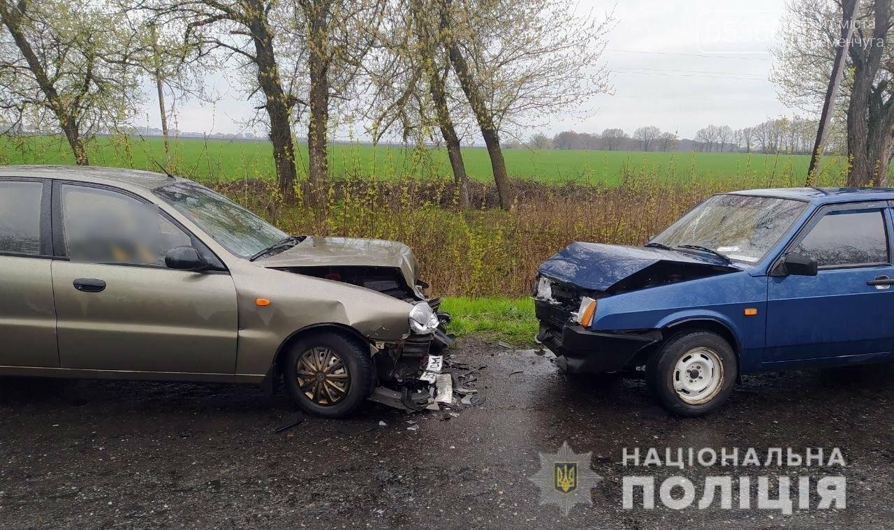 У Кременчуцькому районі сталося дві аварії з потерпілими, фото-2