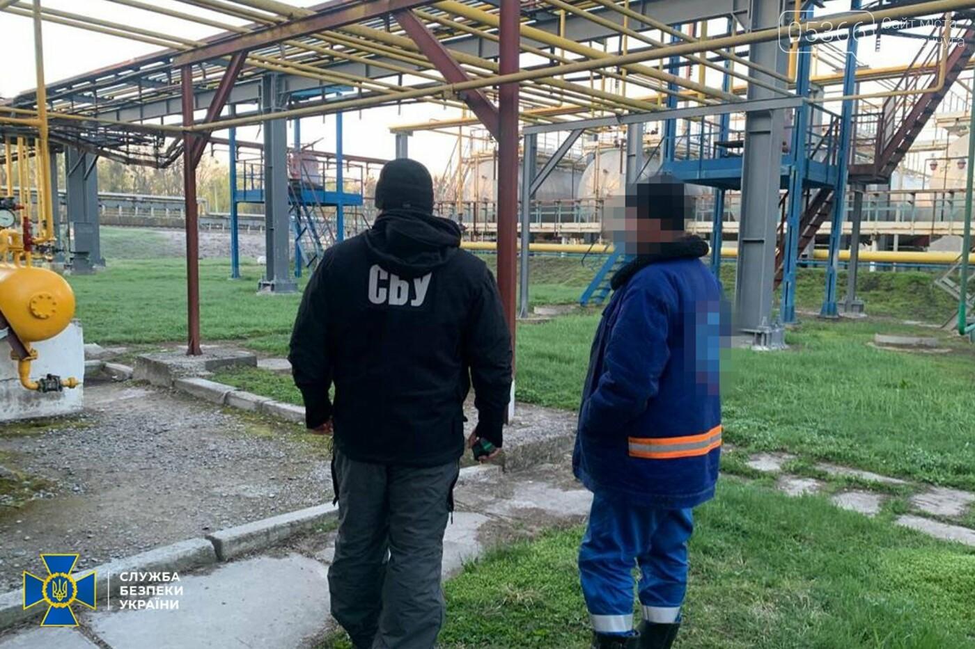 СБУ викрила на Полтавщині розкрадачів скрапленого газу, фото-1