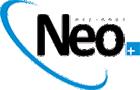 Логотип - Neo+ / Нео плюс , видеонаблюдение, сигнализация, домофон в Кременчуге