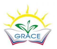 Логотип - Grace, learning center   Грейс, учебный центр, английский язык в Кременчуге
