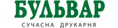 Логотип - Бульвар, типография в Кременчуге