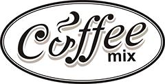Логотип - Coffee mix / Кофе микс, кофейня в Кременчуге