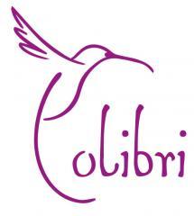 Логотип - Colibri / Колибри, специализированный детский центр