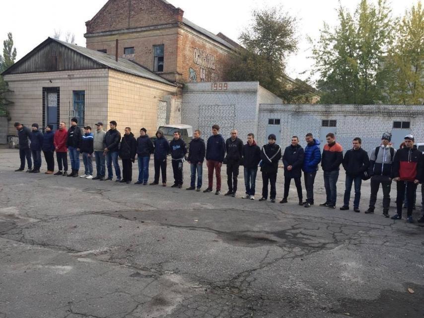27 кременчуцьких призовників відправилися до лав Збройних сил України (Фото), фото-1