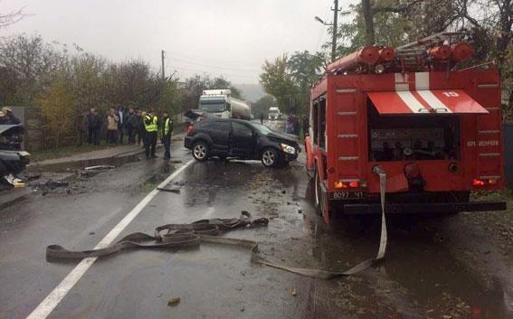 У Кременчуці під час аварії загинув водій «ВАЗ-21104» (фото), фото-1