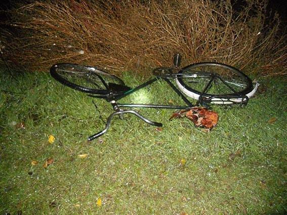 На Полтавщині водій збив жінку та зник з місця ДТП (фото), фото-1