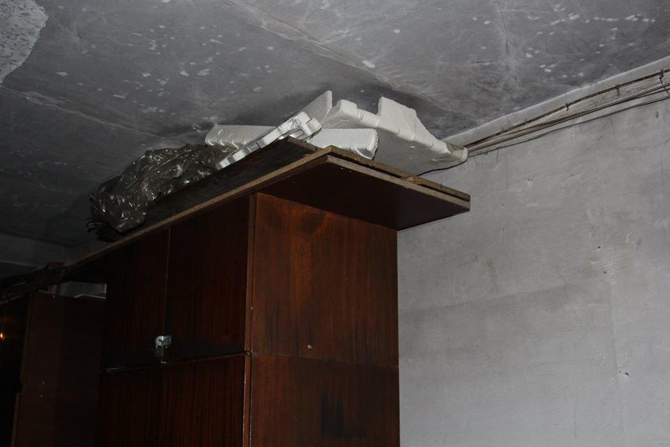 Пострадавший от пожара подъезд будет отремонтирован за бюджетные средства (фото и видео), фото-2