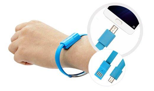 USB-шнур для смартфона, который нельзя забыть, запутать, поломать, фото-1