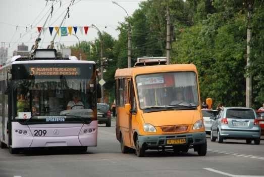 Вже навесні кременчужани зможуть їздити новими тролейбусами, фото-1