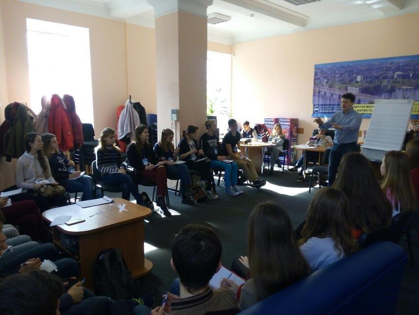 Кременчуцька молодь може повчитися в Школі Молодіжної Журналістики, фото-1