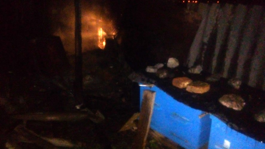 У Кременчуцькому районі сталася пожежа в приватному господарстві (фото), фото-2