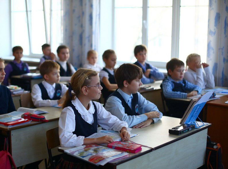 Родителям кременчугского лицея №4 не стоит переживать, ситуация в школе стабильна., фото-1