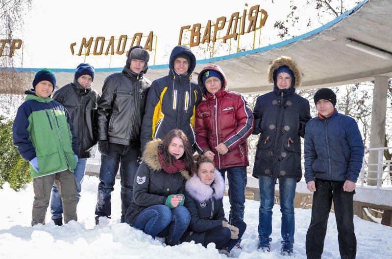 УДЦ молодая гвардия