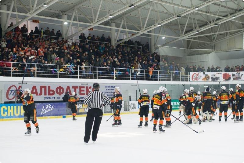 хоккей