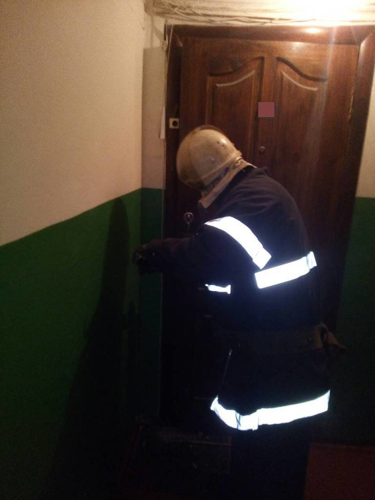 открывание дверей