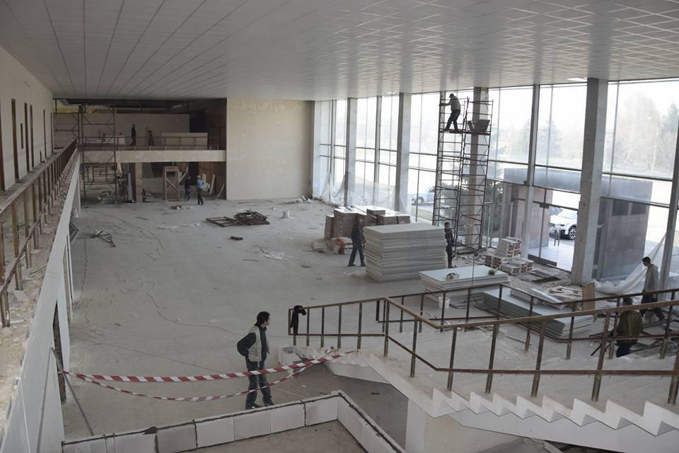 аэропорт Полтава