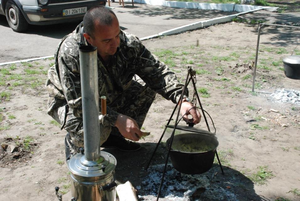 гранатова толока в Кременчуці