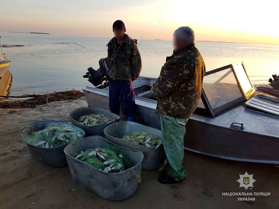 рибалки-порушники
