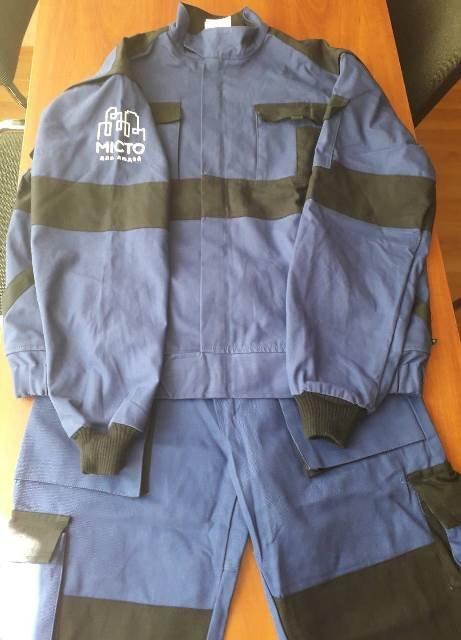 новая униформа