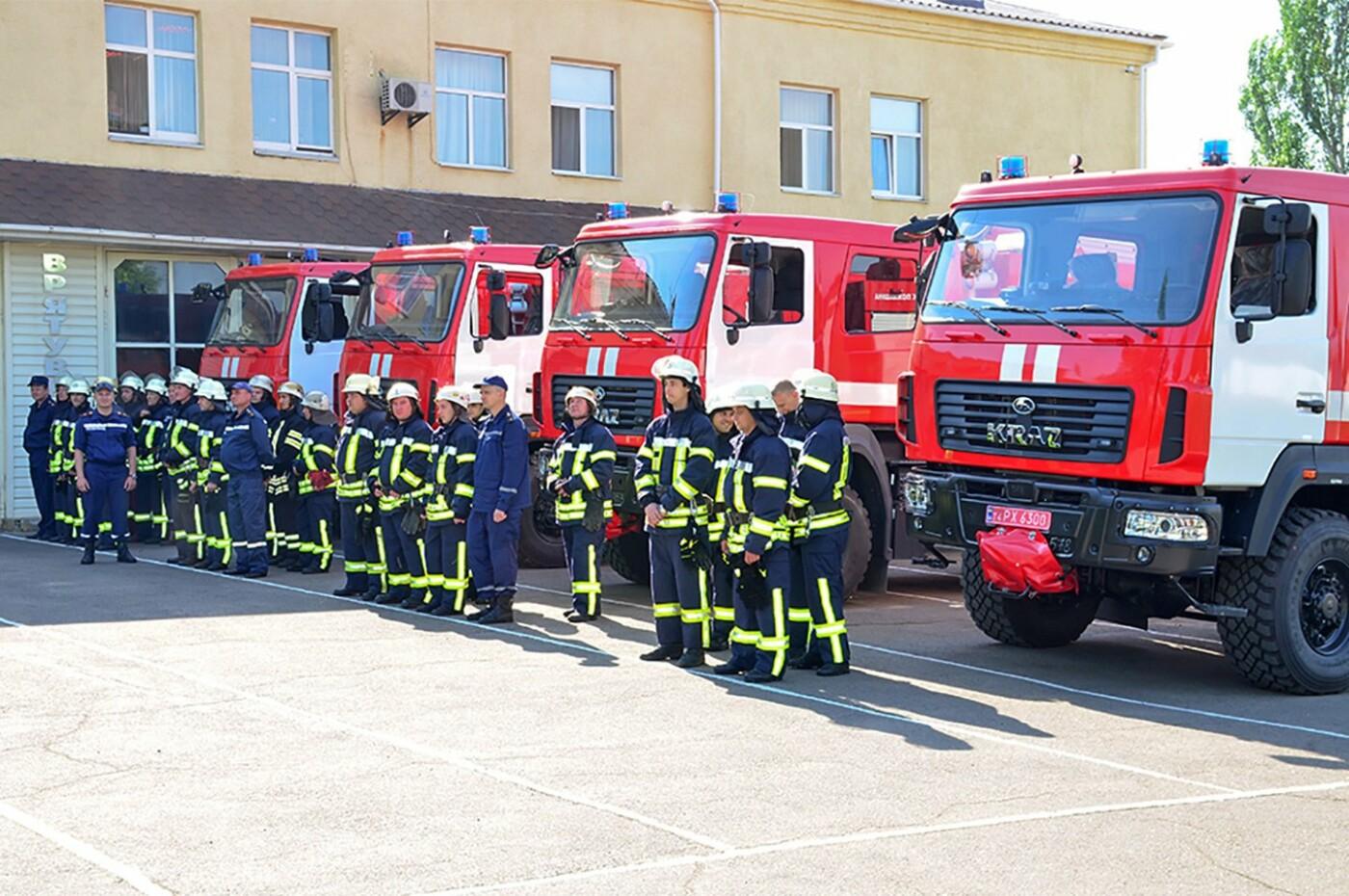 пожежні автмообілі