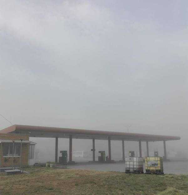 пыль в Горишних Плавнях