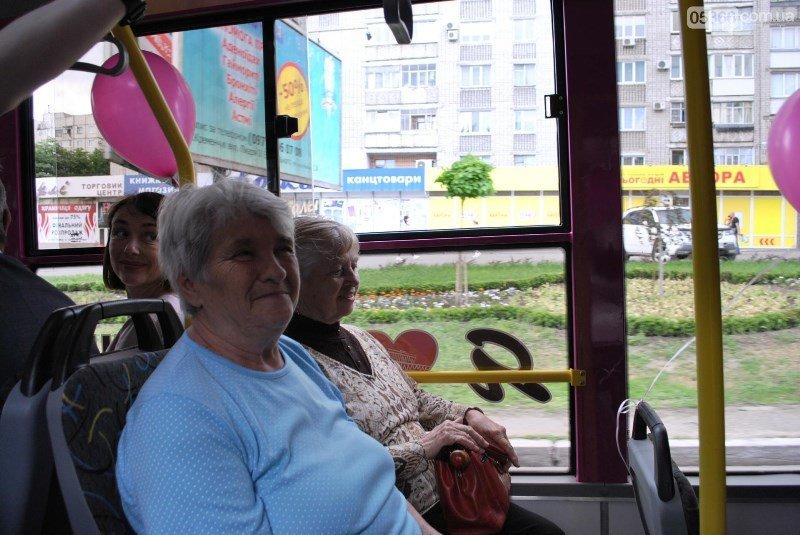 кременчугские троллейбусы