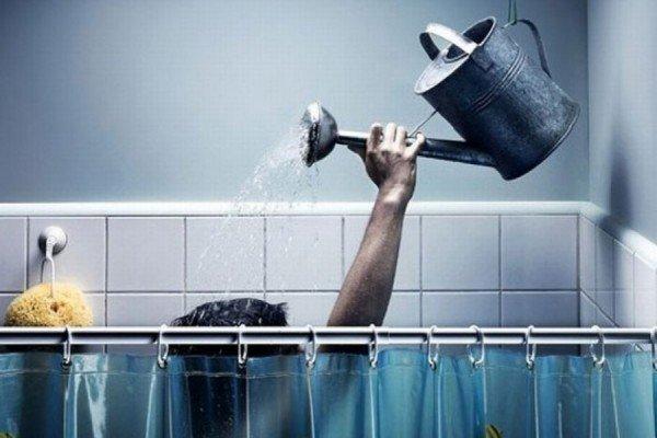 гаряча вода