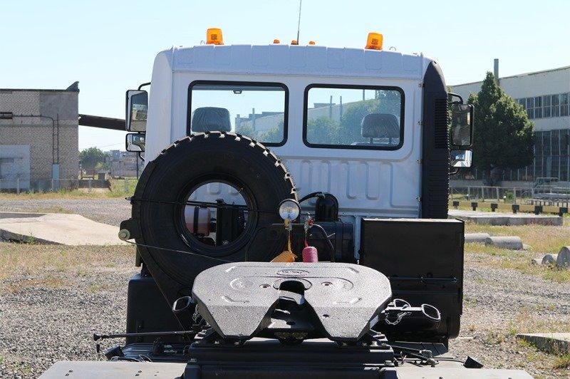 седельный тягач КрАЗ-6510TE (6х6)
