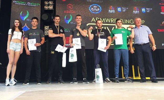 Lviv Open Cup-2018
