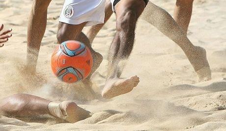 Сьогодні в Кременчуці відбудеться першість з пляжного футболу, фото-1