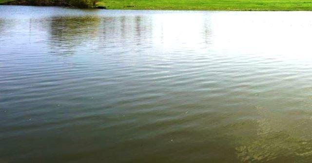 Озеро привидів