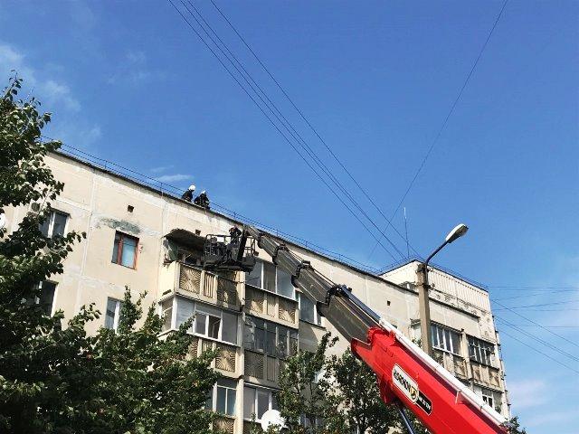 Демонтування балкону