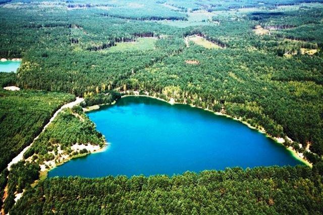 Озеро Серце