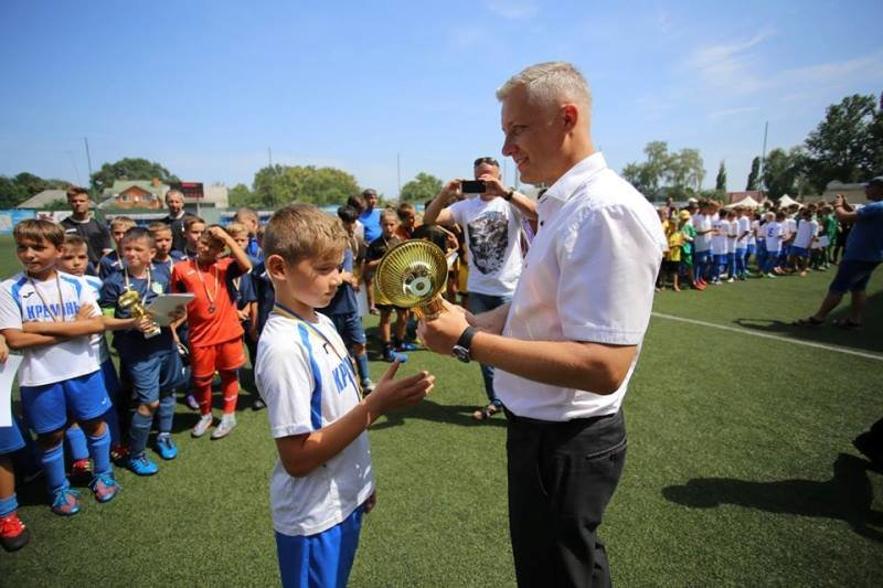 Кубок мэра Кременчуга