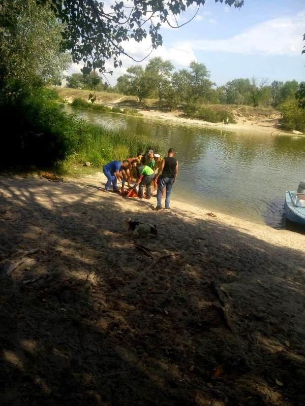 несчастный случай на воде
