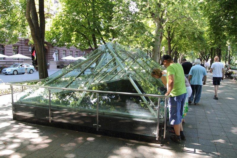 музей под открытым небом в Одессе