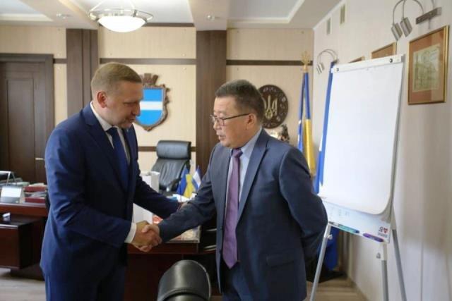 Посол Республіки Казахстан