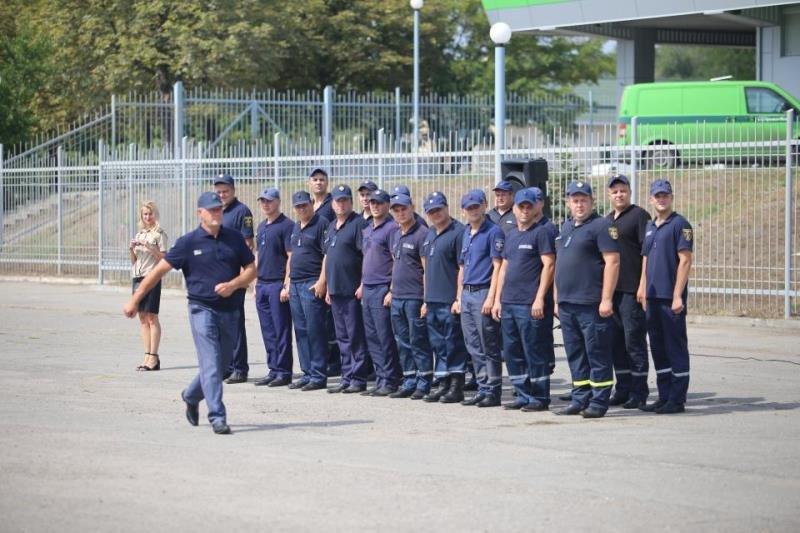 спасатели Кременчуга
