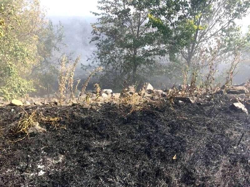 пожар в Бондарях