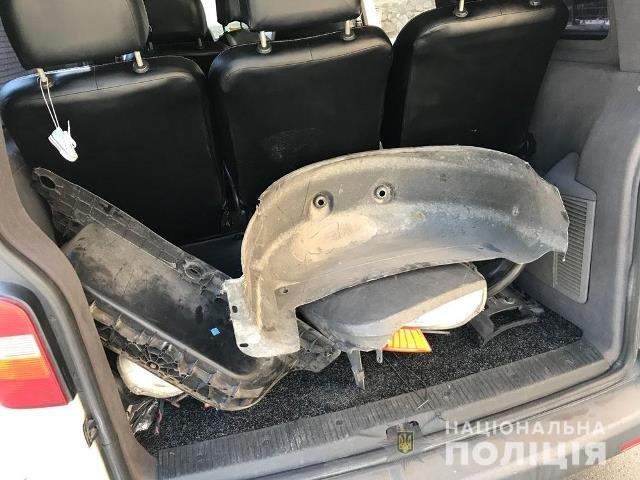 Викрадення автомобілів