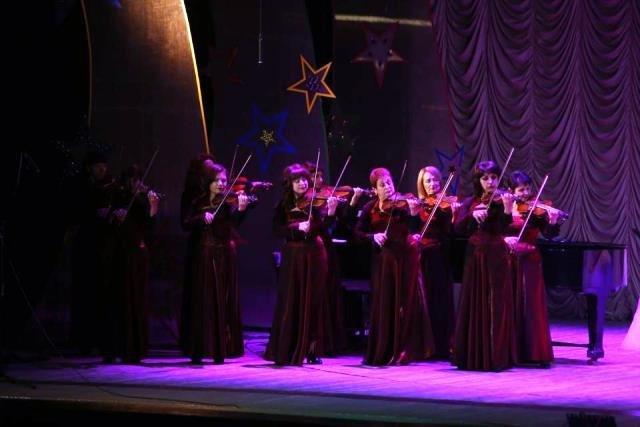 Скрипки Кременчука