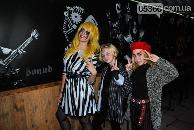 Halloween Anime & K-pop Party