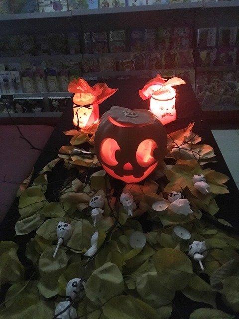 Хэллоуин в Книголенде