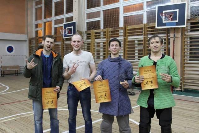 Турнір з фехтування