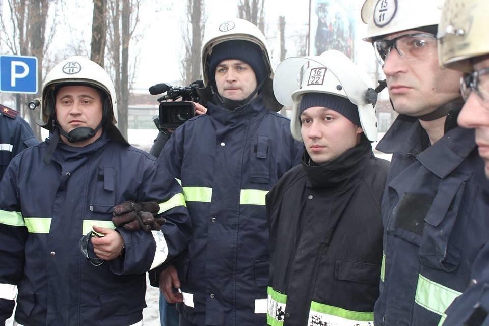 спасатели