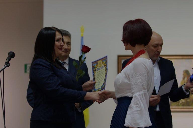 награждение учителей