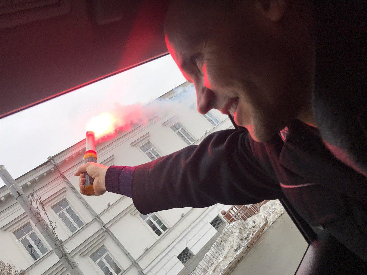 Юрій Дерев'янко взяв участь в автопробігу за доступні авто в Кременчуці (ФОТО, ВІДЕО), фото-2