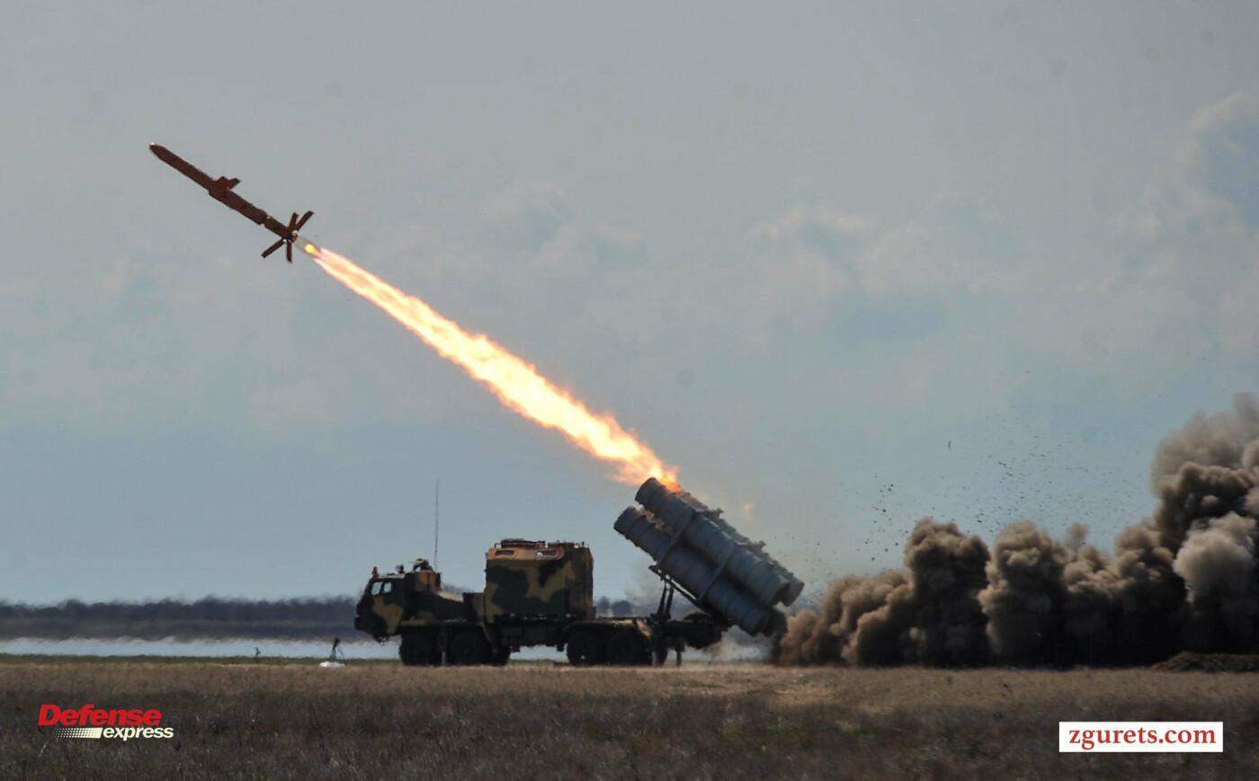 Украинский ракетный комплекс «Нептун» базируется на шасси КрАЗ (ФОТО), фото-2