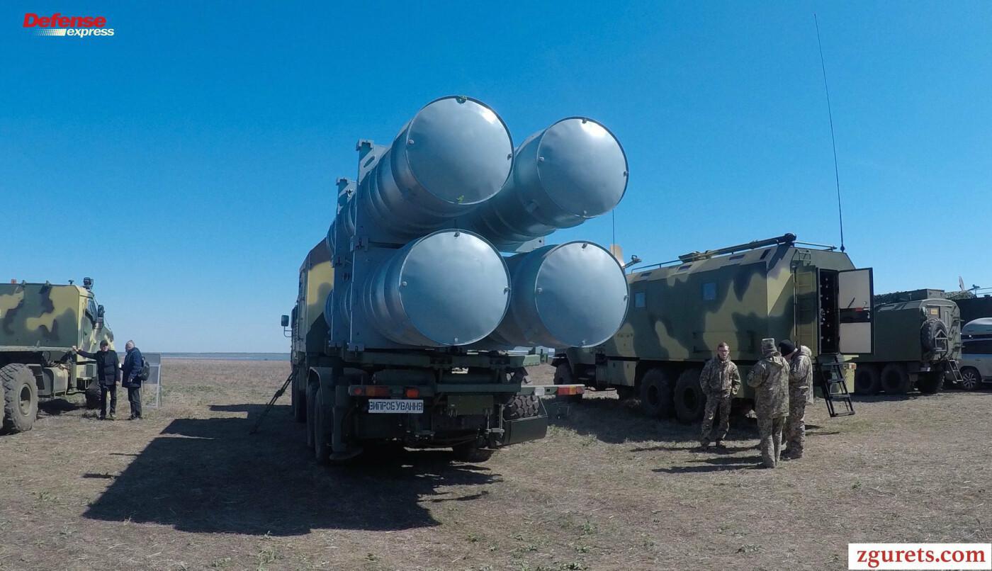 Украинский ракетный комплекс «Нептун» базируется на шасси КрАЗ (ФОТО), фото-4